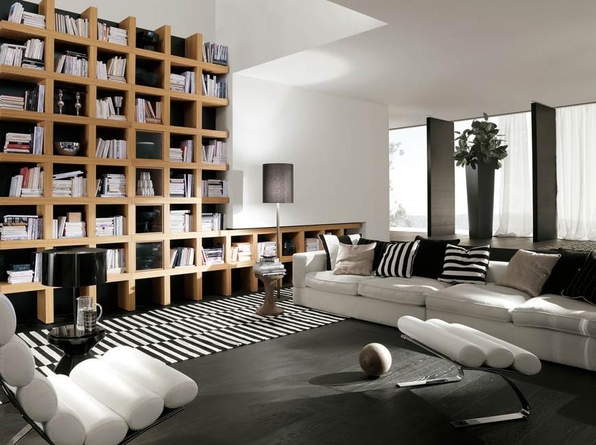 Library Interior Design Ideas photo - 1
