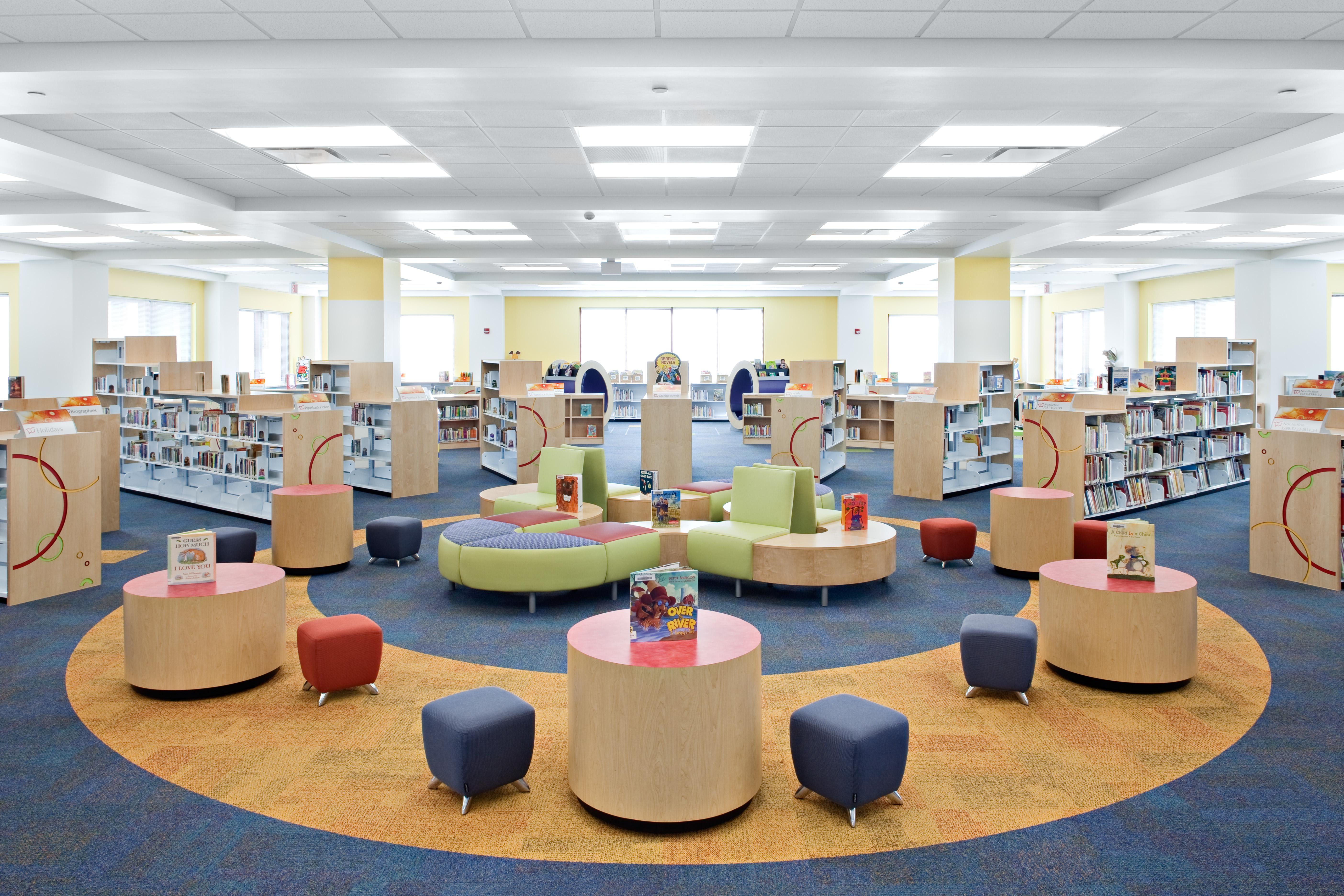 Library Interior Design Ideas Hawk Haven