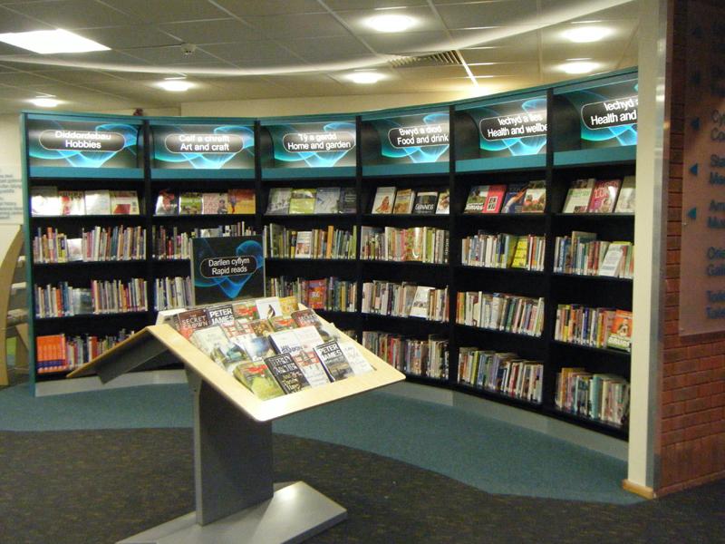 Library Interior Design Planning photo - 4