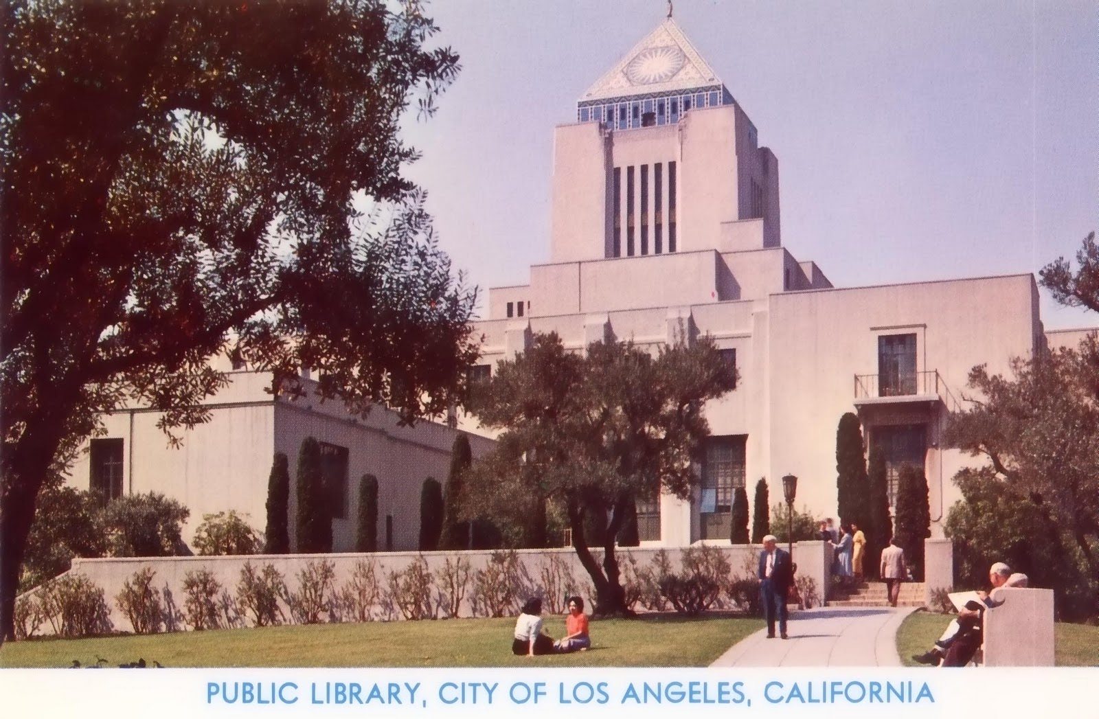 Los Angeles Private Library photo - 3