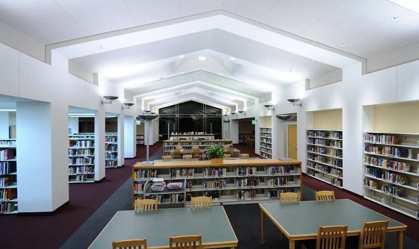 Los Angeles Private Library photo - 4