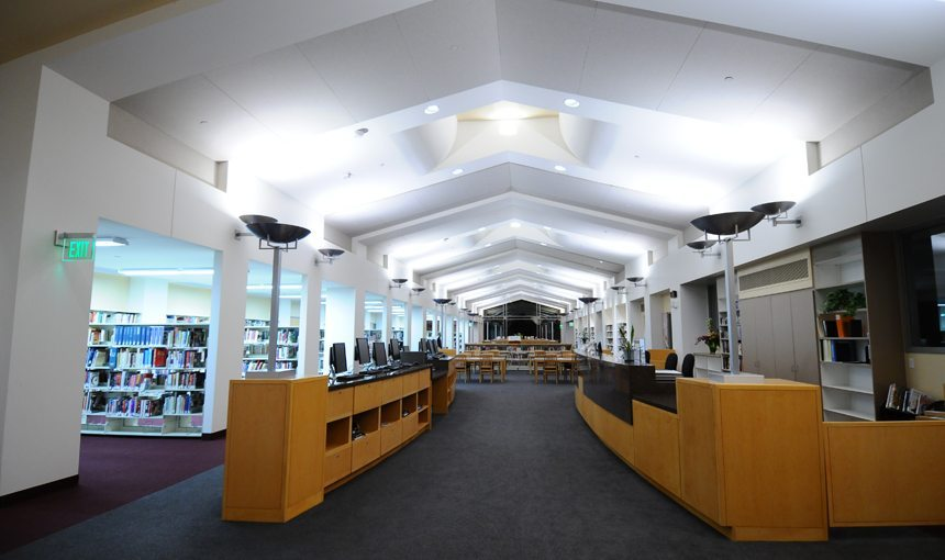 Los Angeles Private Library photo - 6