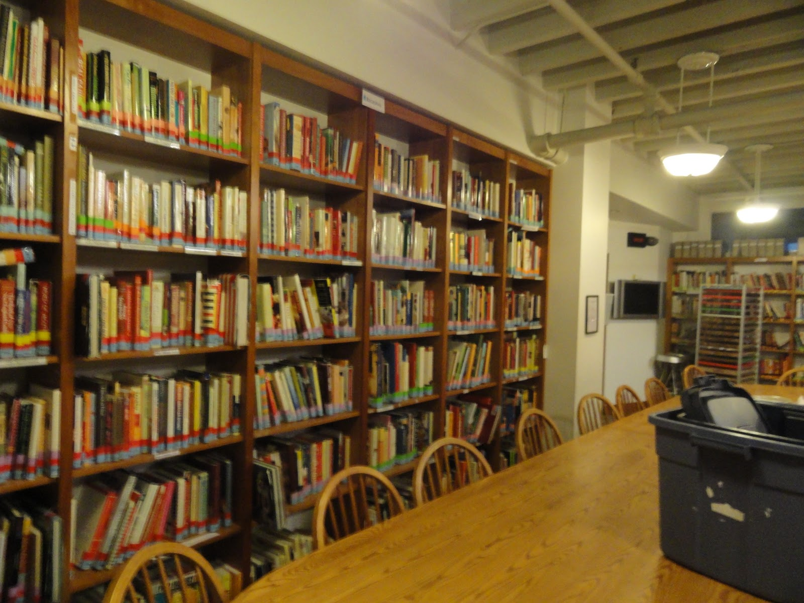 Los Angeles Private Library photo - 9