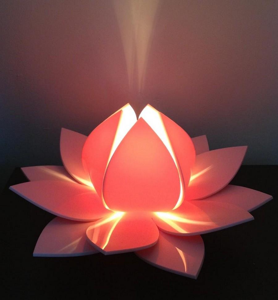 Lotus Ceiling Lamps photo - 5
