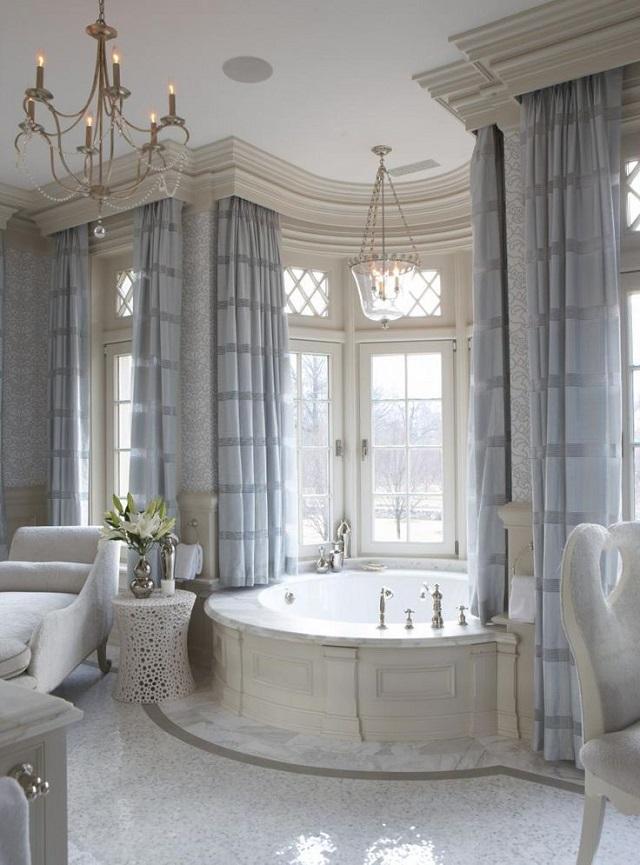 Luxurious Bathroom Design photo - 2