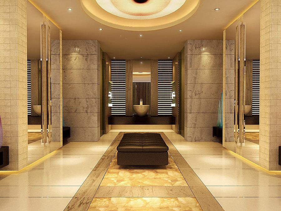 Luxurious Bathroom Design photo - 3