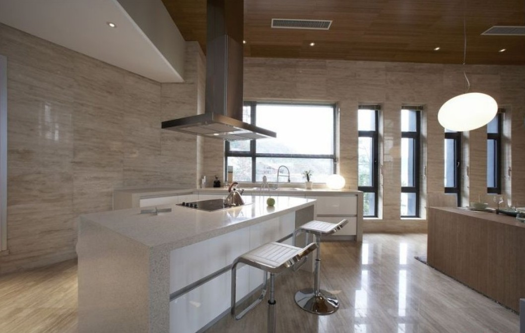 Minimalistic Kitchen Interior photo - 10