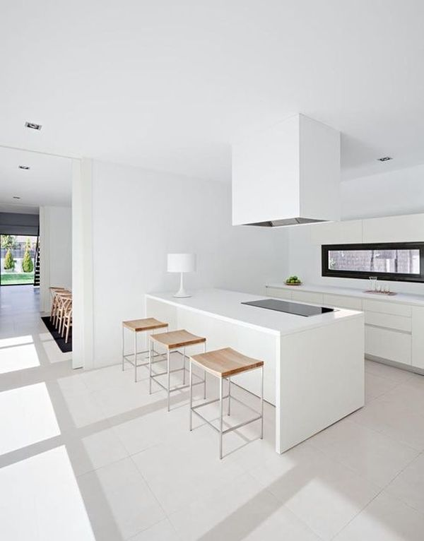 Minimalistic Kitchen Interior photo - 4