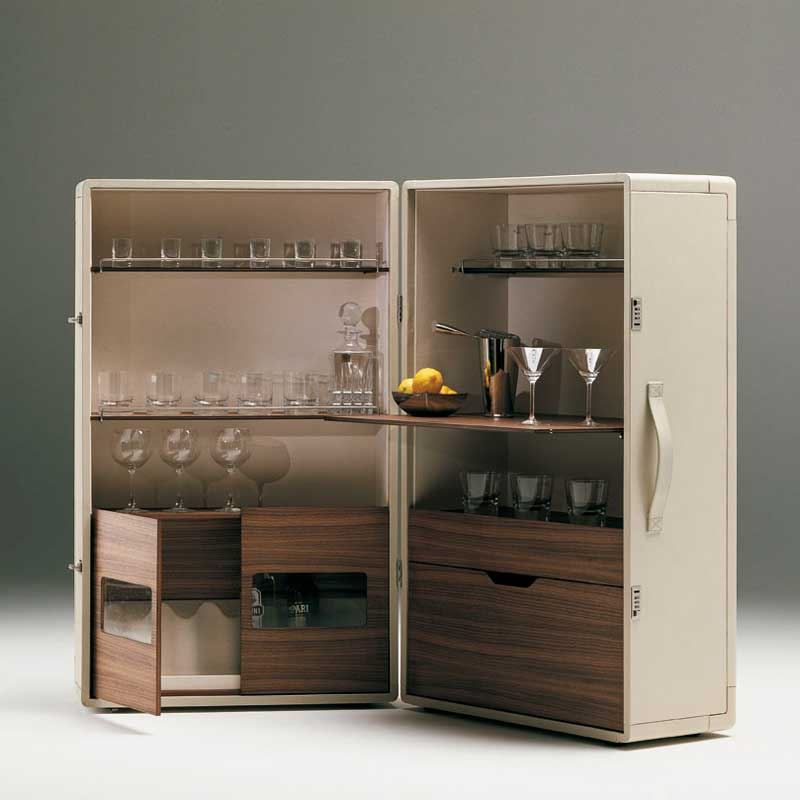 Modern Day Home Bar Cabinet photo - 1