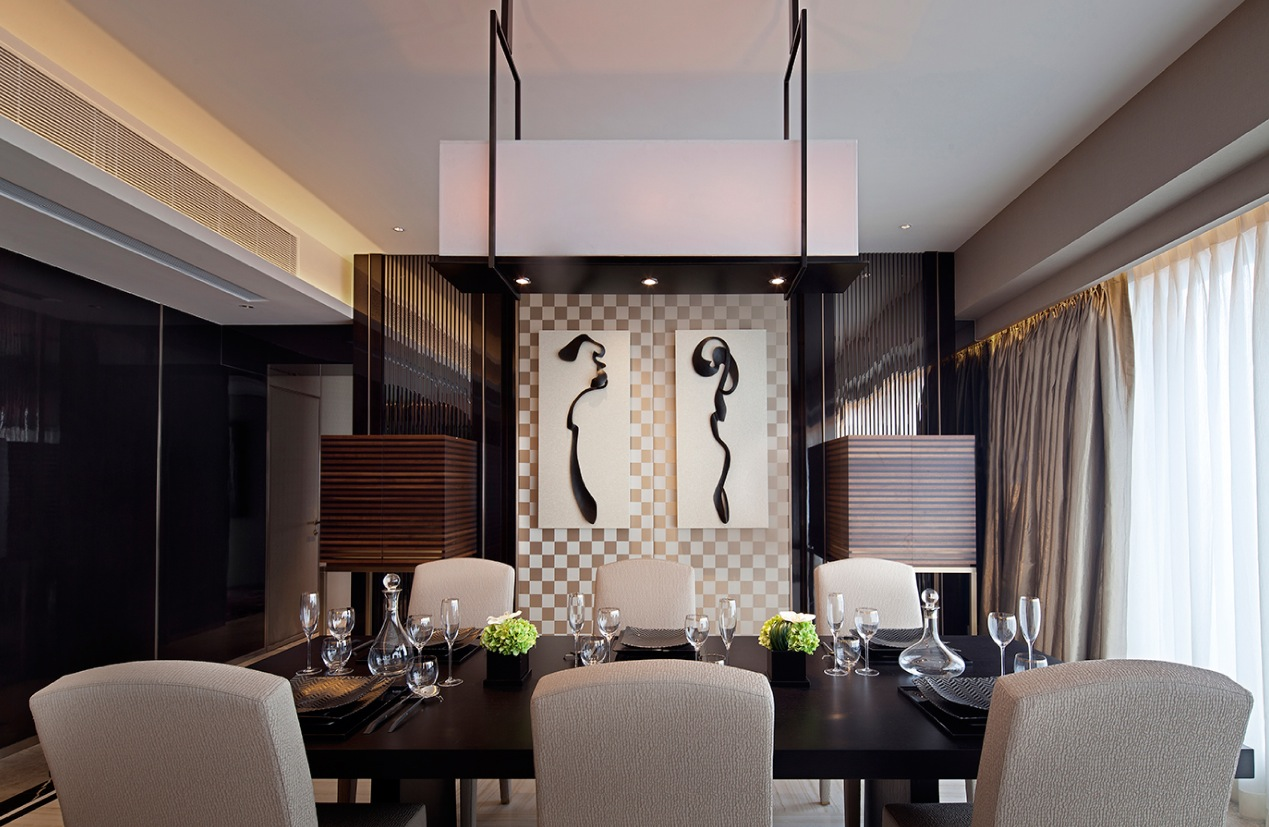 Modern Dining Room photo - 4