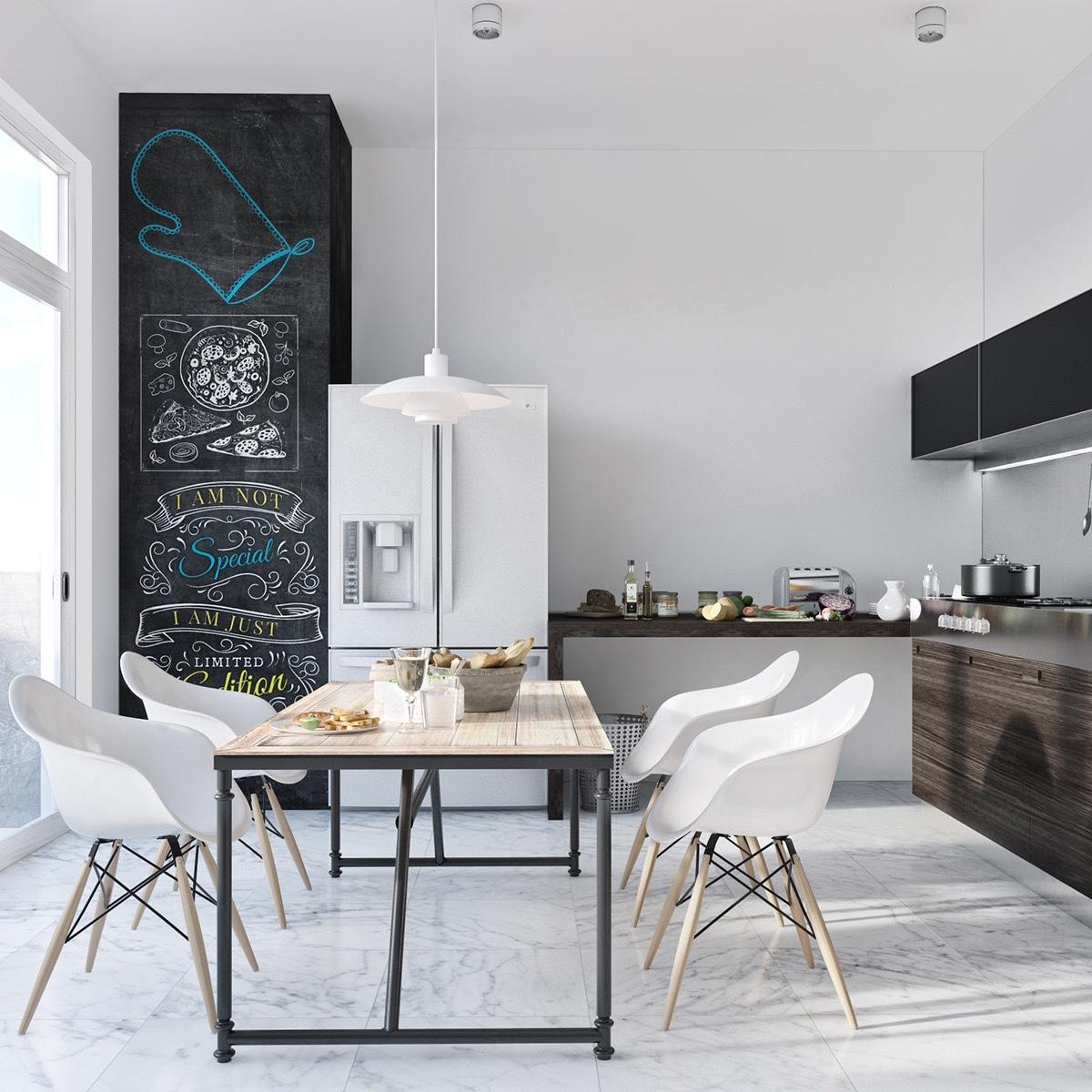 Modern Dining Room photo - 6