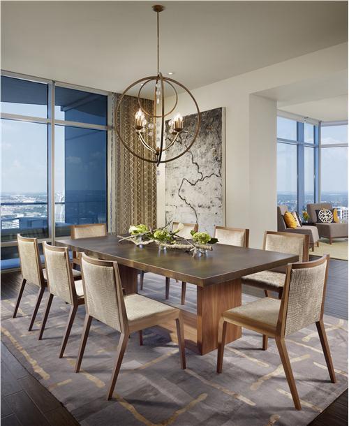 Modern Dining Room photo - 8
