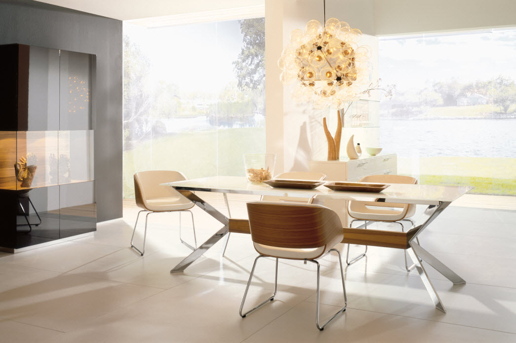 Modern Dining Room photo - 9
