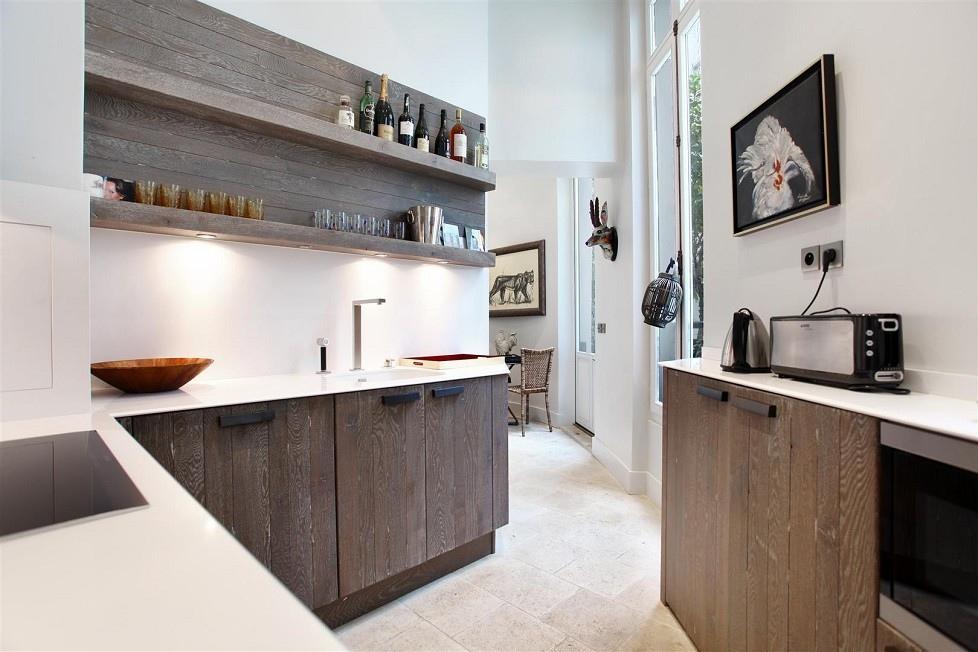 Modern French Kitchen photo - 10