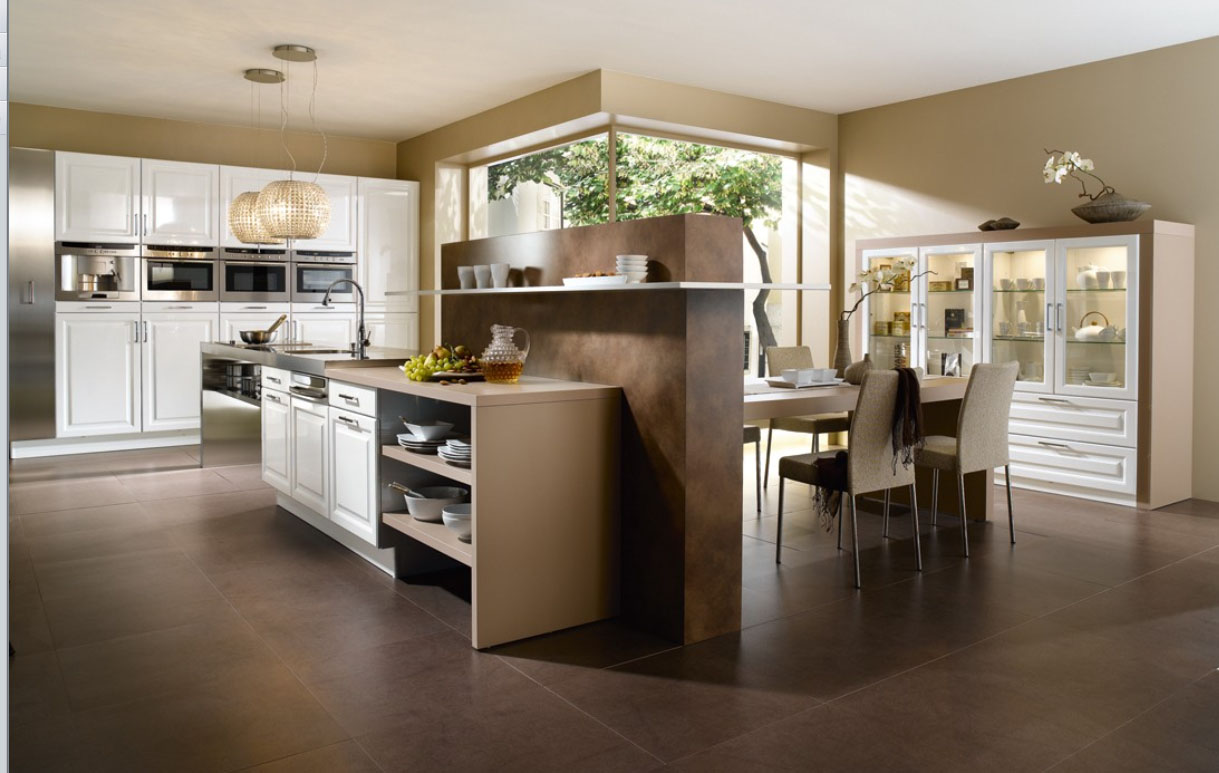 Modern French Kitchen photo - 6