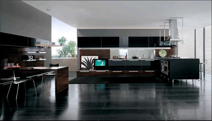 Modern Kitchen Design ヨ Sagaponak Kitchen photo - 1