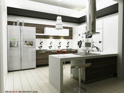 Modern Kitchen Design ヨ Sagaponak Kitchen photo - 7