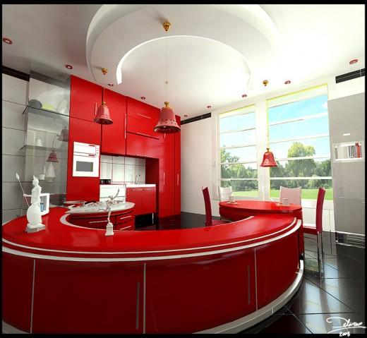 Modern Kitchen Design ヨ Sagaponak Kitchen photo - 9