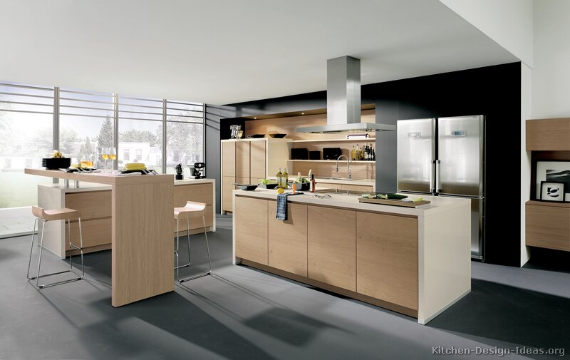 Modern Kitchen in the Woods photo - 7