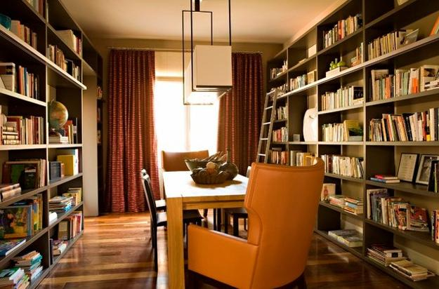 Modern Private Library photo - 10