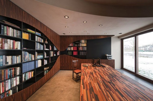 Modern Private Library photo - 6