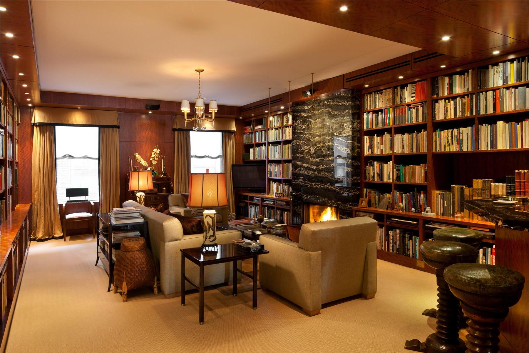 Modern Private Library photo - 8