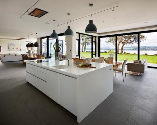 Modern and Luxurious Kitchen Design photo - 1