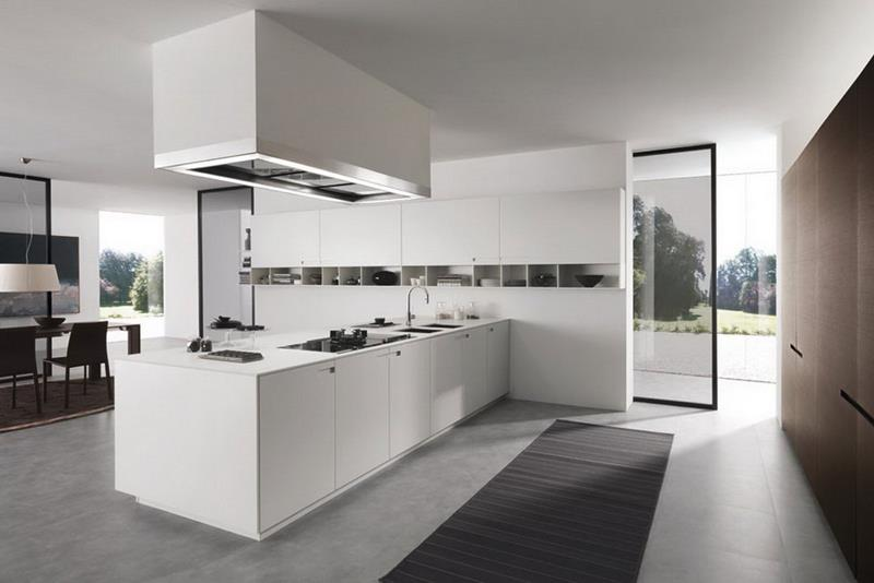 Modern and Luxurious Kitchen Design photo - 10