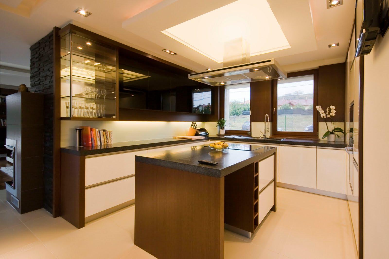 Modern and Luxurious Kitchen Design photo - 3