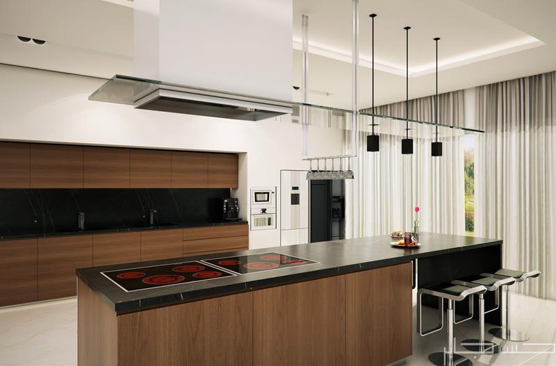 Modern and Luxurious Kitchen Design photo - 6