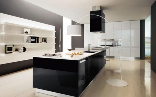 Modern and Luxurious Kitchen Design photo - 7