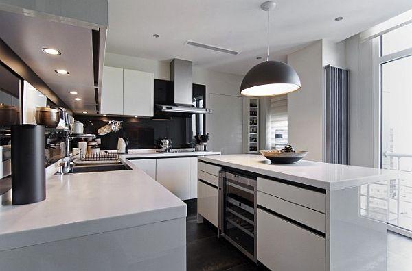 Modern and Luxurious Kitchen Design photo - 8