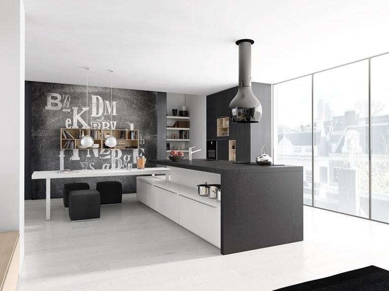 Monochrome Modern Kitchen photo - 10