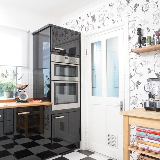 Monochrome Modern Kitchen photo - 2
