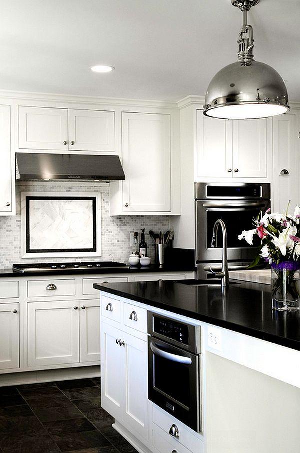 Monochrome Modern Kitchen photo - 4