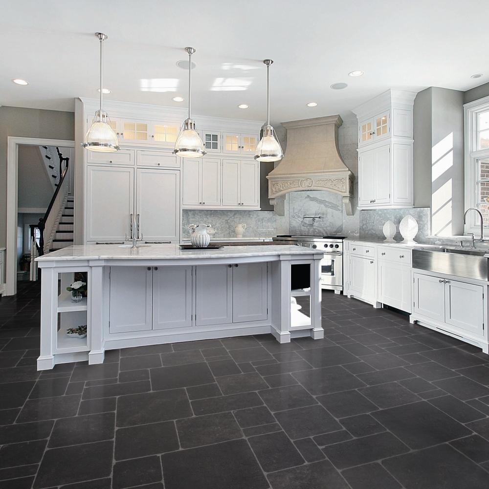 Monochrome Modern Kitchen photo - 5