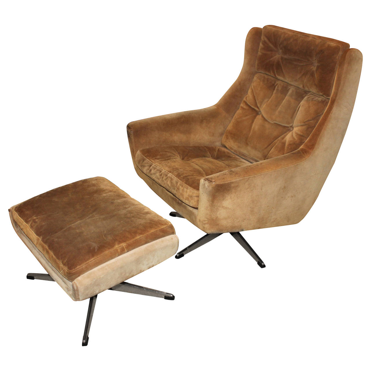 Overman Lounge Chair photo - 6
