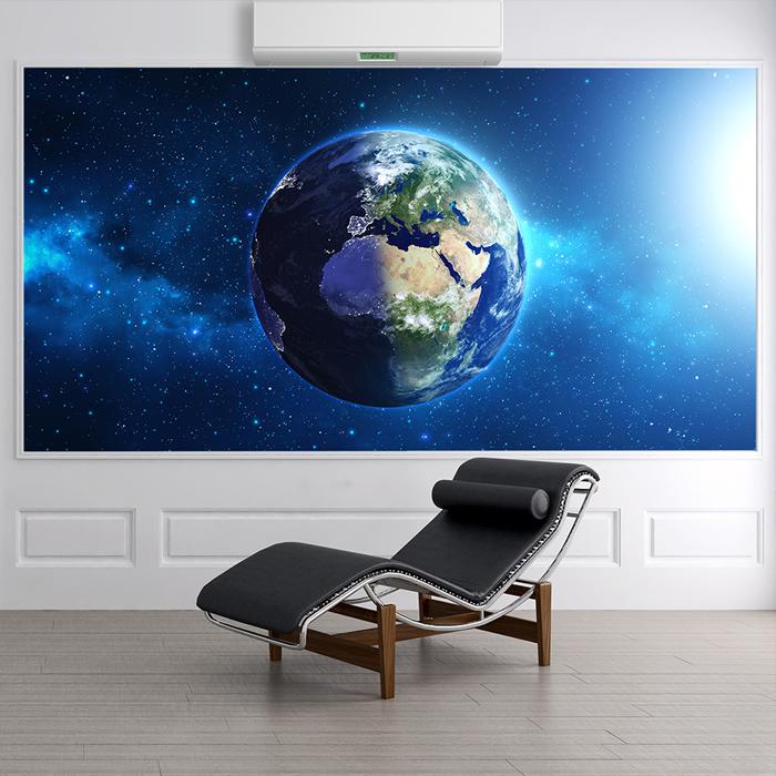 Planet Earth Bedroom Wallpaper photo - 6