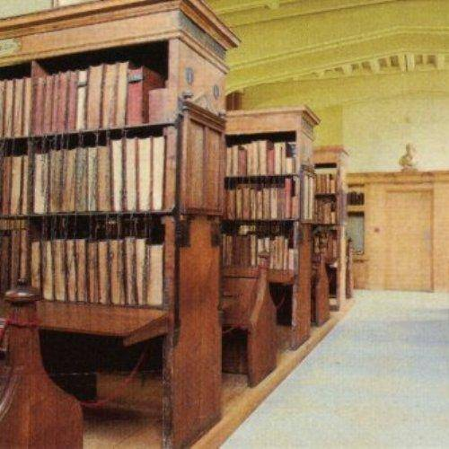 Private Libraries in Renaissance England photo - 2