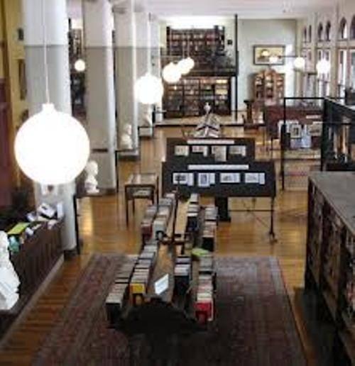 Private Library Cincinnati photo - 2
