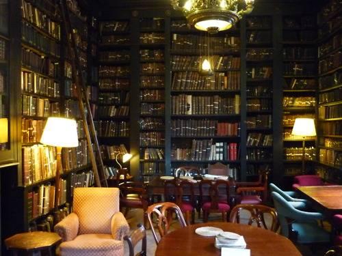 Private Library Cincinnati photo - 4