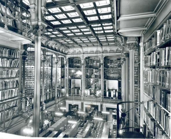 Private Library Cincinnati photo - 6