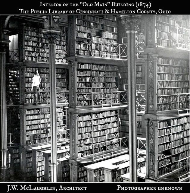Private Library Cincinnati photo - 7