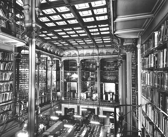 Private Library Cincinnati photo - 8