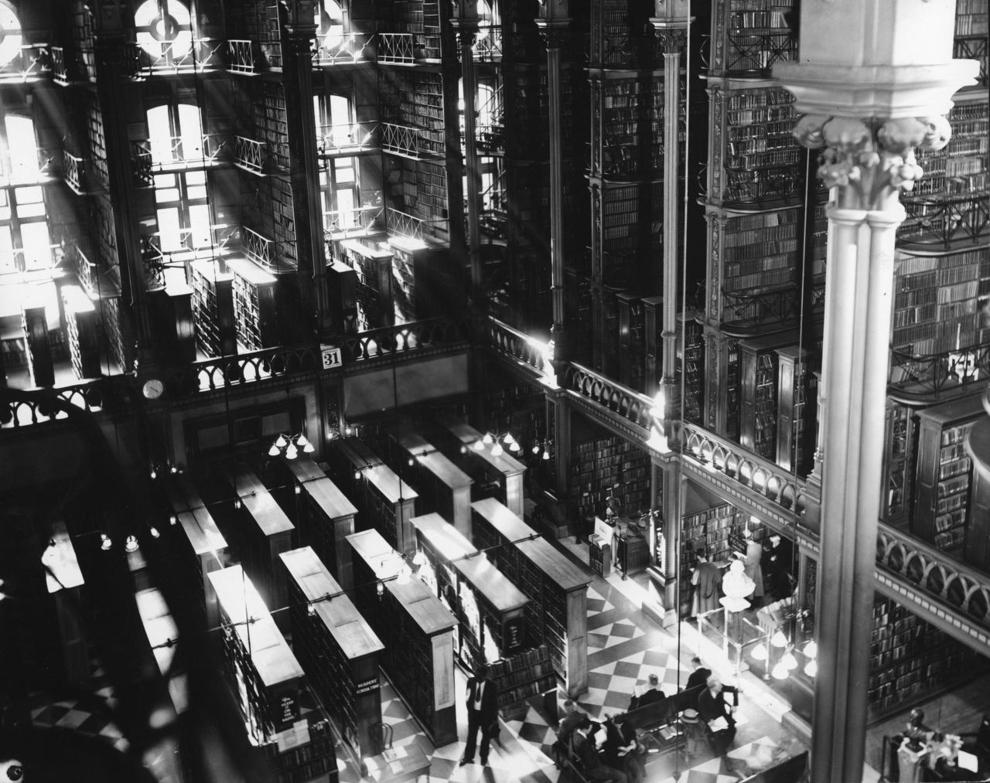 Private Library Cincinnati photo - 9