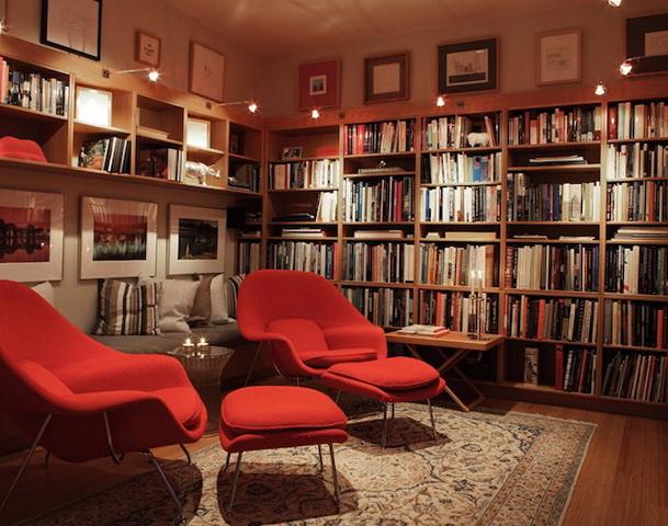 Private Library Design Ideas Hawk Haven