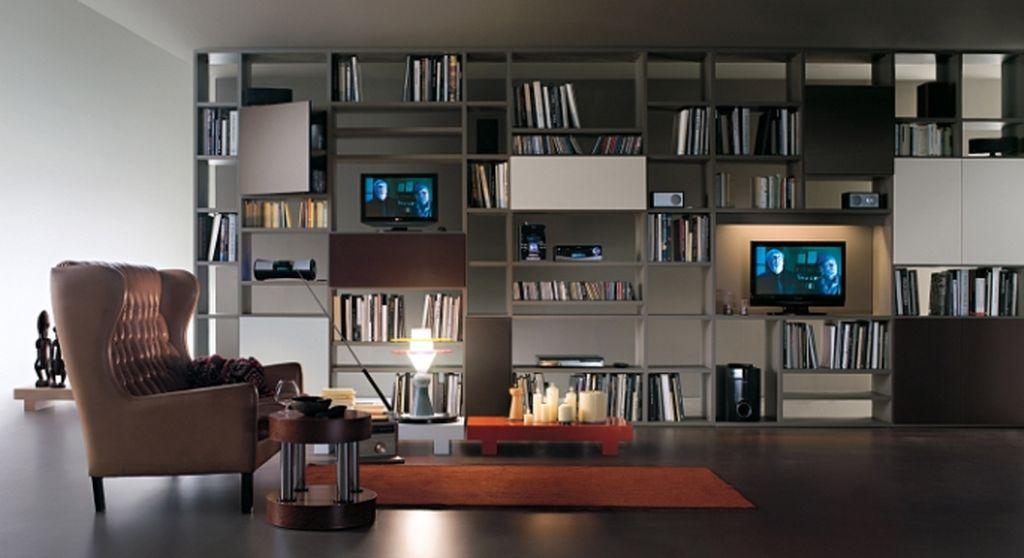Private Library Design Ideas photo - 2