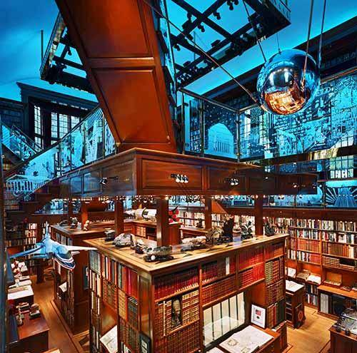 Private Library Nottingham photo - 6