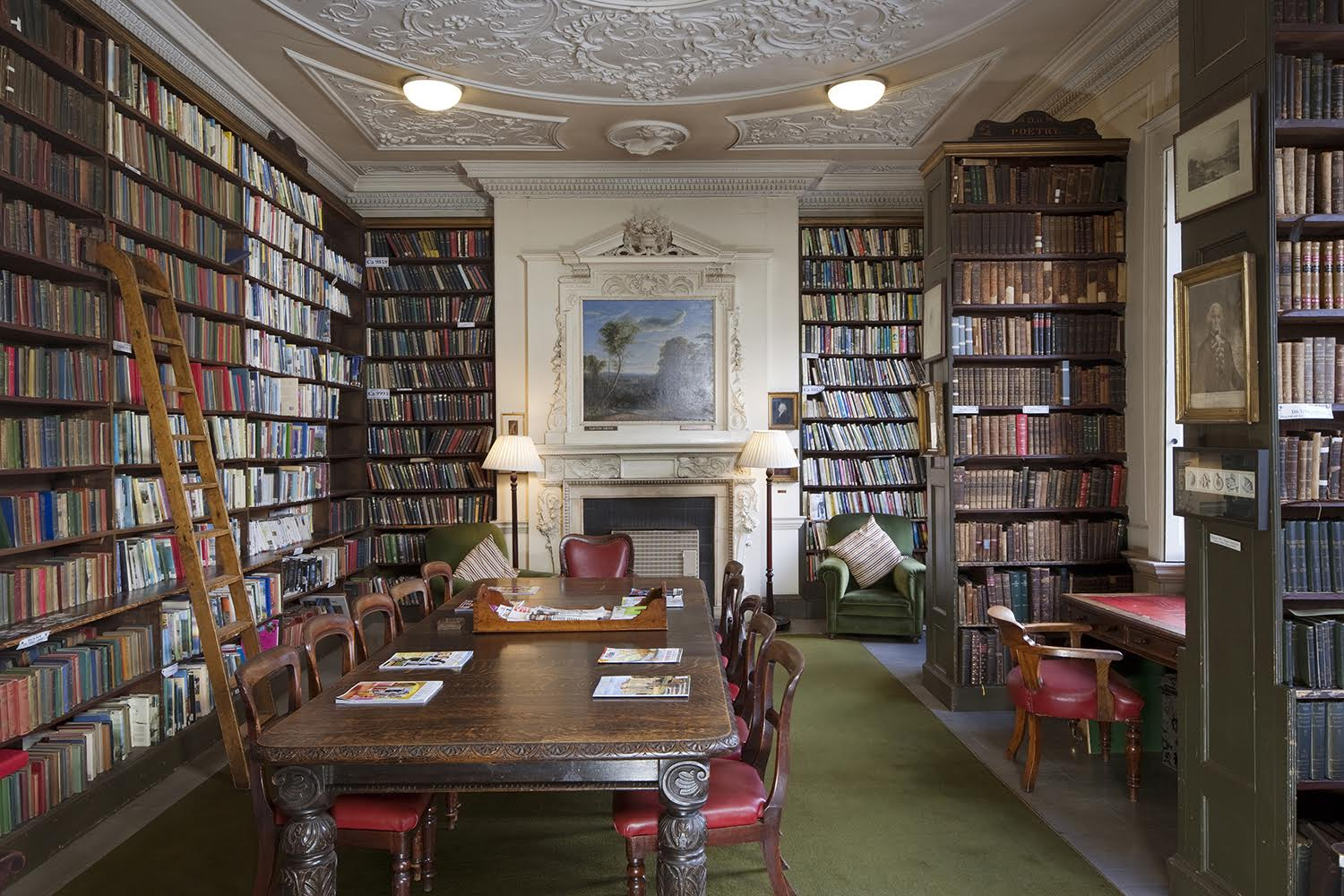 Private Library Nottingham photo - 7