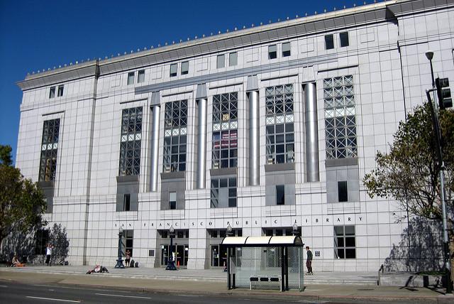 Private Library San Francisco photo - 4
